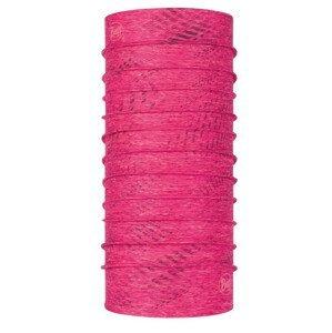 Šátek Buff Coolnet Uv+ Reflective Barva: růžová