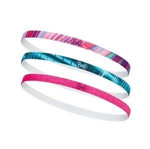 Čelenky Buff Hairband (3ks) Barva: růžová/modrá