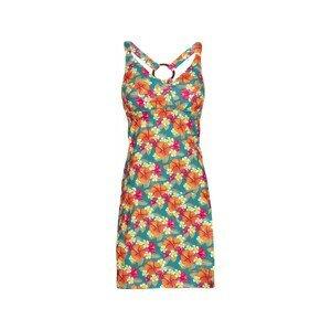 Dámské funkční letní šaty Skhoop Lina Dress Velikost: L / Barva: oranžová