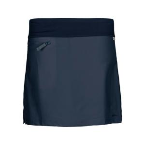 Funkční outdoorová minisukně Skhoop Olga Mini Velikost: L / Barva: tmavě modrá