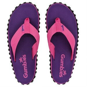 Žabky Gumbies Duckbill Purple Velikost bot (EU): 38 / Barva: fialová