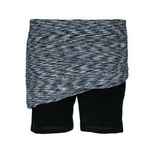 Sportovní sukně Skhoop Belinda skort Velikost: M / Barva: černá