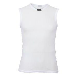 Brynje of Norway Pánský nátělník Brynje Super Micro C-Shirt Velikost: L / Barva: bílá