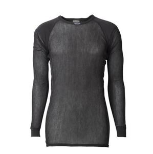 Brynje of Norway Pánské triko Brynje Super Micro Shirt w/rib Velikost: M / Barva: černá