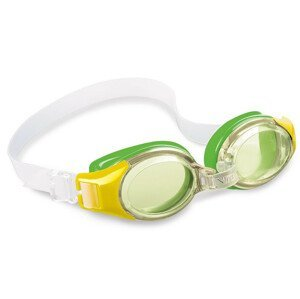 Plavecké brýle Intex Junior Googles 55601 Barva: zelená