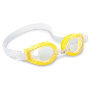 Plavecké brýle Intex Play Googles 55602 Barva: žlutá