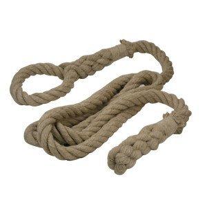 Hamaka.eu Přírodní lano Hamaka Lano šplh 6 m