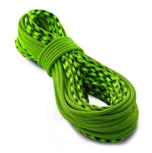 Lezecké lano Tendon Ambition 9,8 mm (80 m) STD Bicolor Barva: zelená/černá