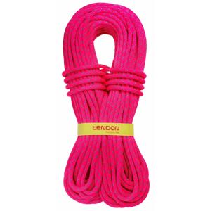 Lezecké lano Tendon Master 9,7 mm Tefix (60 m) CS Barva: růžová