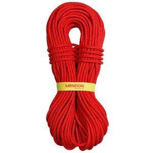 Lezecké lano Tendon Master Pro 9,2 mm (80 m) CS Barva: červená