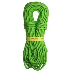 Lezecké lano Tendon Master Pro 9,7 mm (50 m) CS Barva: zelená