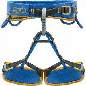 Úvazek Climbing Technology Dedalo Velikost: S / Barva: modrá/žlutá