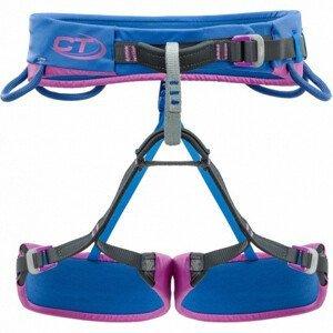 Úvazek Climbing Technology Musa Velikost: L / Barva: modrá/fialová