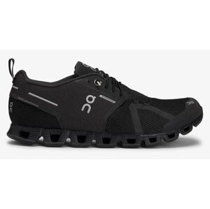 Pánské běžecké boty On Cloud Waterproof Velikost bot (EU): 43 / Barva: černá