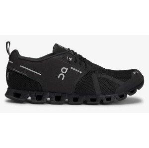 Pánské běžecké boty On Cloud Waterproof Velikost bot (EU): 44 / Barva: černá