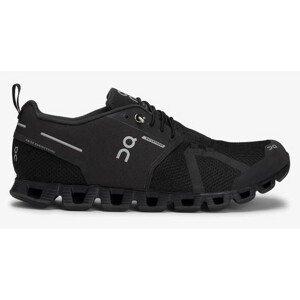 Pánské běžecké boty On Cloud Waterproof Velikost bot (EU): 47,5 / Barva: černá