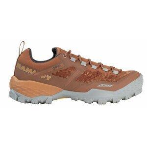Dámské boty Mammut Ducan Low GTX® Women Velikost bot (EU): 40 (2/3) / Barva: oranžová