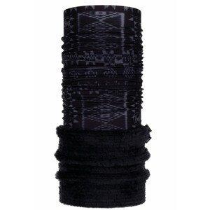Multifunkční šátek Buff Polar Thermal Barva: černá
