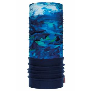 Dětský multifunkční šátek Buff Polar Barva: modrá