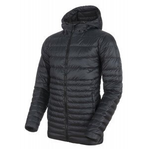 Pánská bunda Mammut Convey IN Hooded Jacket Men Velikost: M / Barva: černá