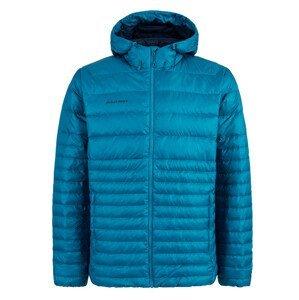 Pánská bunda Mammut Convey IN Hooded Jacket Men Velikost: M / Barva: světle modrá