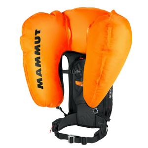 Lavinový batoh Mammut Pro Protection Airbag 3.0 Barva: černá