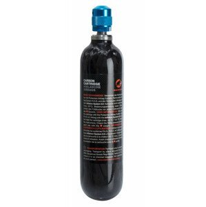 Kartuše Mammut Carbon Cartridge 300 bar Non-Refillable Barva: černá