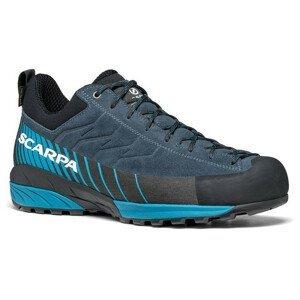 Pánské boty Scarpa Mescalito GTX Velikost bot (EU): 45,5 / Barva: modrá