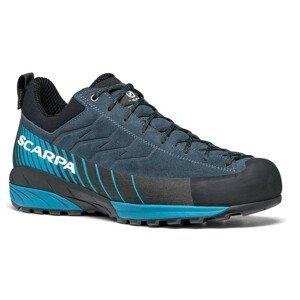 Pánské boty Scarpa Mescalito GTX Velikost bot (EU): 43,5 / Barva: modrá