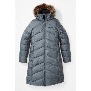 Dámský kabát Marmot Wm's Montreaux Coat Velikost: XS / Barva: šedá