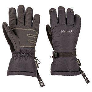 Rukavice Marmot Lightray Glove Velikost rukavic: XL / Barva: černá
