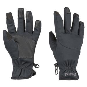 Dámské rukavice Marmot Connect Evolution Glove Velikost rukavic: M / Barva: černá