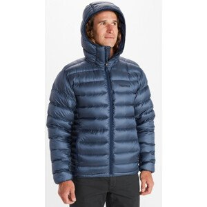 Pánská bunda Marmot Hype Down hoody Velikost: L / Barva: modrá