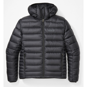 Pánská bunda Marmot Hype Down hoody Velikost: XL / Barva: černá