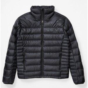 Pánská bunda Marmot Hype Down Jacket Velikost: M / Barva: černá