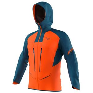 Pánská bunda Dynafit Tlt Gtx M Jkt Velikost: XXL / Barva: modrá/oranžová