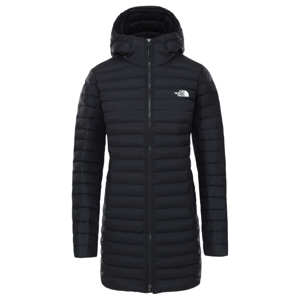 Dámská péřová bunda The North Face Stretch Down Parka Velikost: XS / Barva: černá