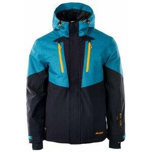 Pánská bunda Elbrus Finnmark Velikost: XXL / Barva: černá/modrá