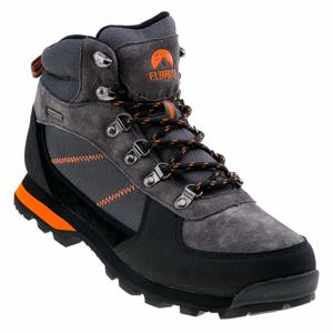 Pánské boty Elbrus Matio Mid WP Velikost bot (EU): 46 / Barva: tmavě šedá