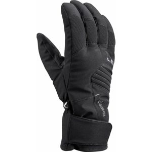 Lyžařské rukavice Leki Spox GTX Velikost rukavic: 9 / Barva: černá