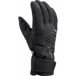 Lyžařské rukavice Leki Spox GTX Velikost rukavic: 9,5 / Barva: černá
