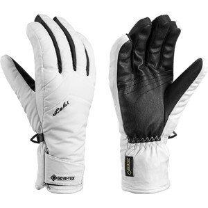 Dámské lyžařské rukavice Leki Sveia GTX Lady Velikost rukavic: 7 / Barva: bílá