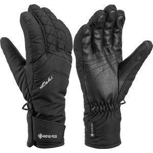 Dámské lyžařské rukavice Leki Sveia GTX Lady Velikost rukavic: 7 / Barva: černá