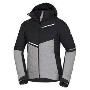 Pánská bunda Northfinder Northijn Velikost: M / Barva: černá
