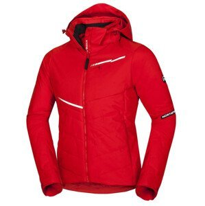 Pánská bunda Northfinder Northijn Velikost: XL / Barva: červená