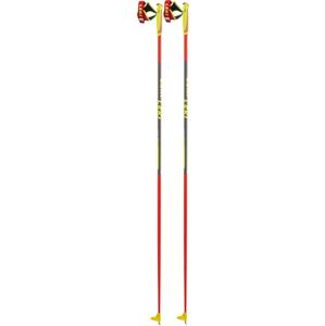 Běžecké hole Leki PRC 700 Délka holí: 155 cm / Barva: červená