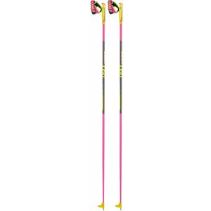 Běžecké hole Leki PRC 700 Délka holí: 155 cm / Barva: růžová