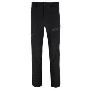 Pánské kalhoty Salewa M Terminal Pant Velikost: XL / Barva: černá
