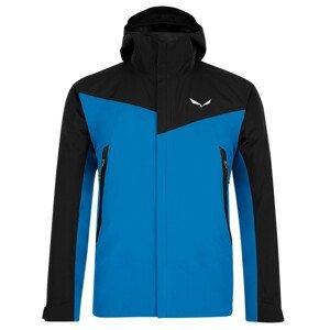 Pánská bunda Salewa M Moiazza Jkt Velikost: L / Barva: černá/modrá