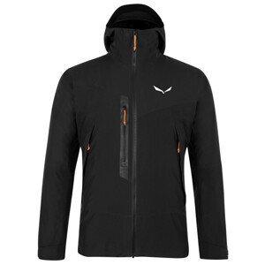 Pánská bunda Salewa M Stelvio Jkt Velikost: M / Barva: černá